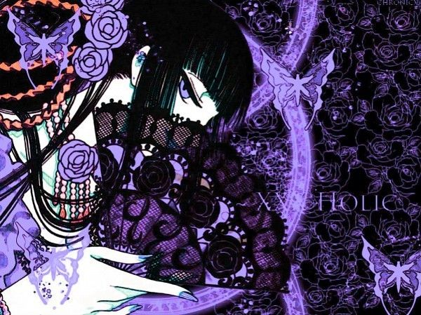 Yuko from xxxholic.