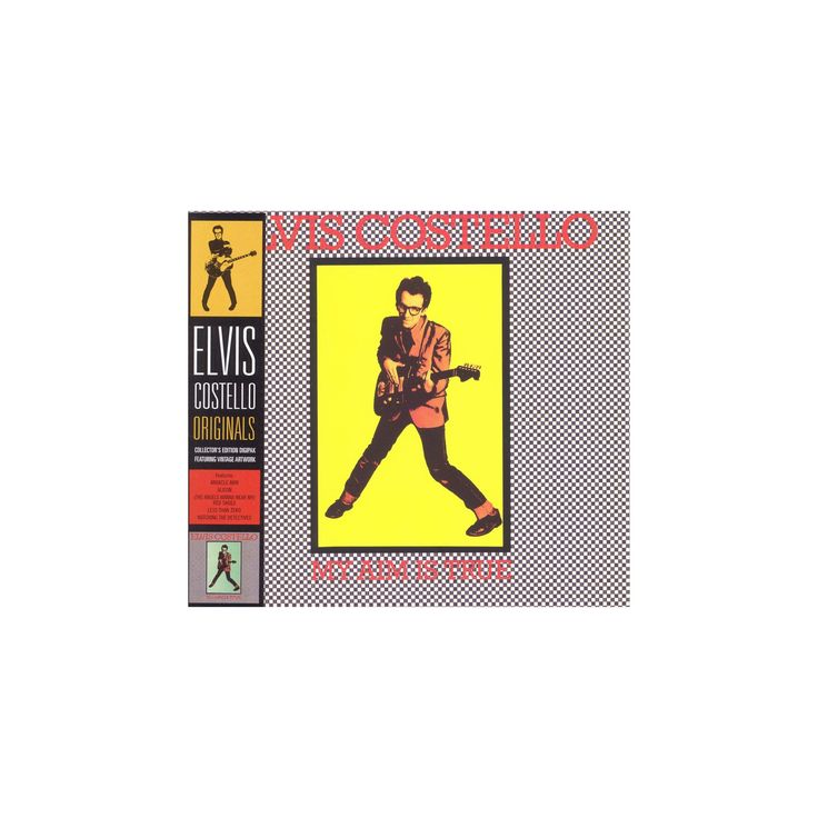 Elvis costello - My aim is true (Vinyl)