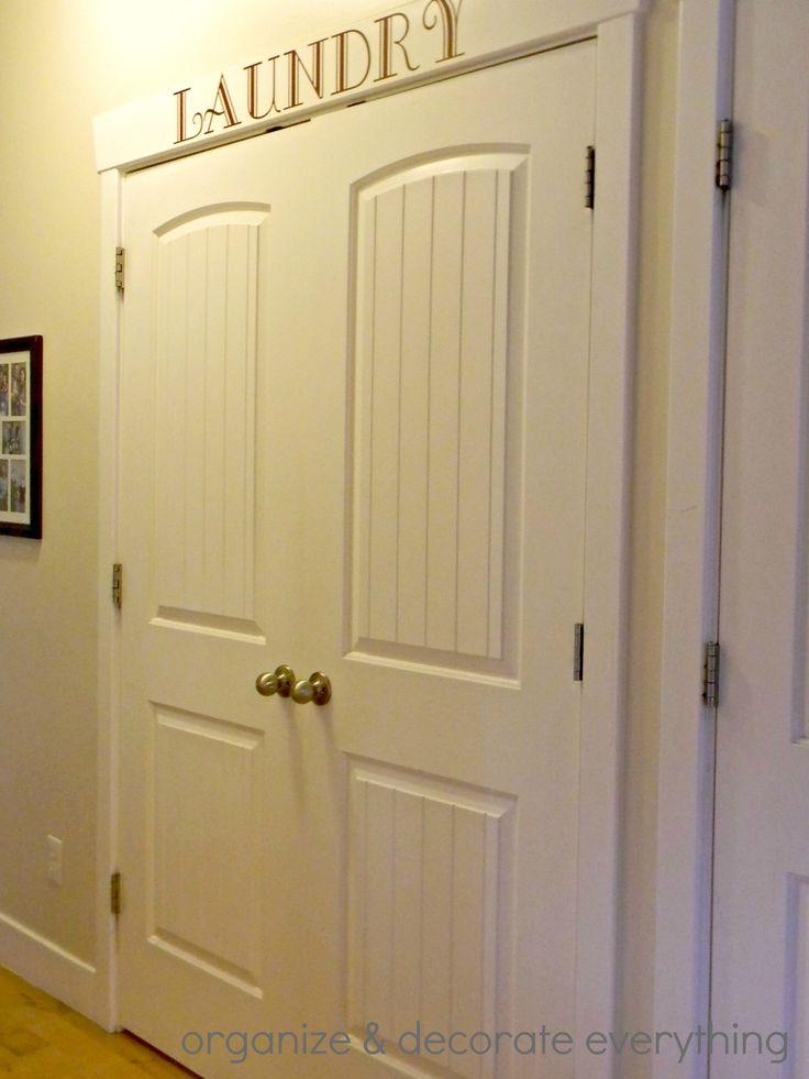 delightful laundry room door ideas photo