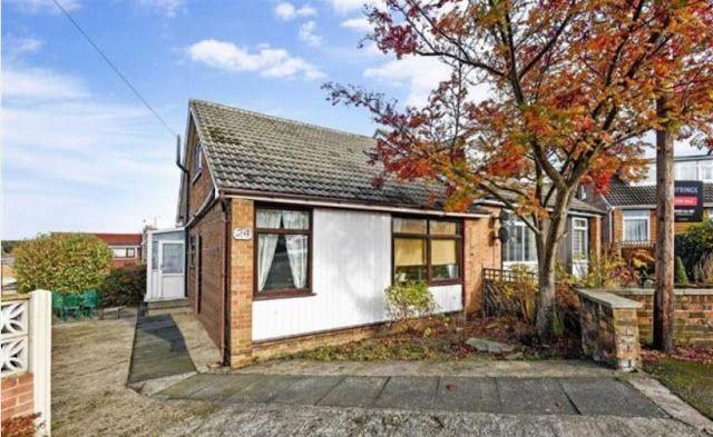 Harrogate Property News - 3 bedroom semi-detached bungalow for sale Hill Top Rise, Harrogate, North Yorkshire