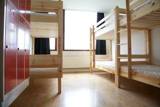 A dorm at Bus Hostel Reykjavik