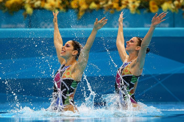2016 Rio Olympics Synchronized Swimming Schedule