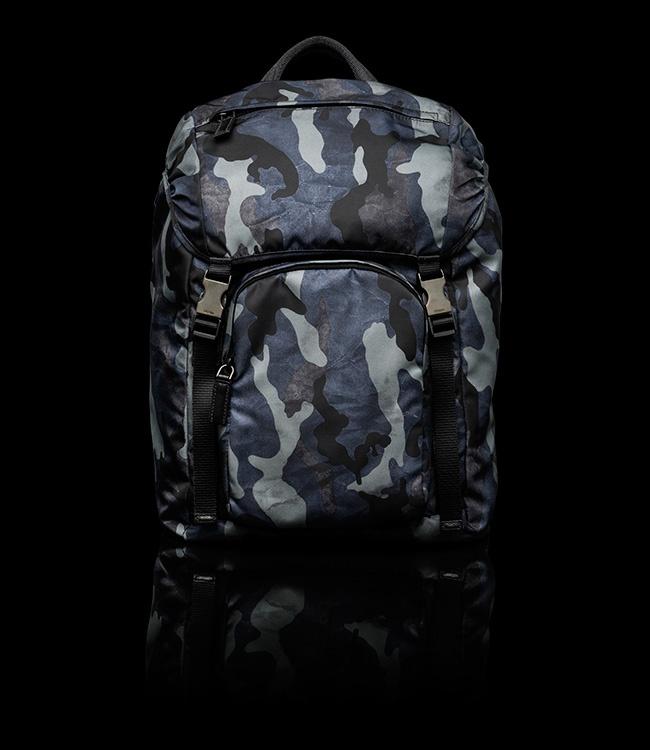 Prada Blue Camo Wallet Prada Bag Real Or Fake