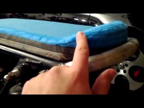 Cafe Racer DIY seat build - Yamaha XS850 - YouTube