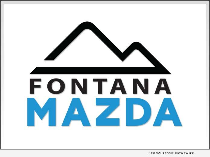 All New Fontana Mazda Dealership To Begin Two Week Grand Opening Celebration Monday Send2press Newswire Fontana Chevrolet Spark Ls Mazda