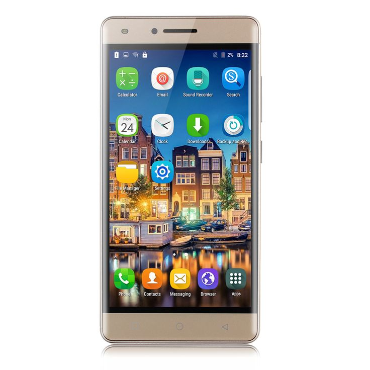Cheap Android Factory Unlocked Mobile Phone Quad Core Dual SIM Smartphone 5.0"
