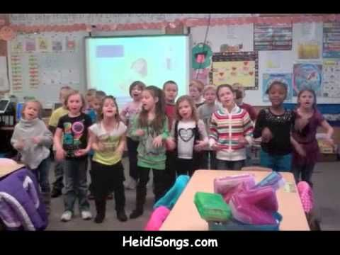 "Phonics Rules - ""Bossy E"" song"