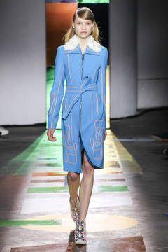 Peter Pilotto - London Fashion Week 2015 - unsere Top 5 Shows: Fashion Week reiht sich an Fashion Week. Bevor es nächste Woche weitergeht mit dem Bericht über die Mailänder Modewoche, sind hier unsere Top 5 Favoriten der Fashion Shows aus London.
