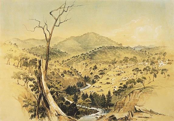 Ophir, Summer Hill Creek