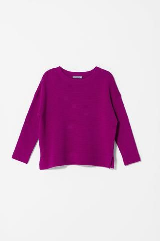 Elk Mulberry Ottoman Knit Sweater http://opusdesign.com.au/collections/fashion
