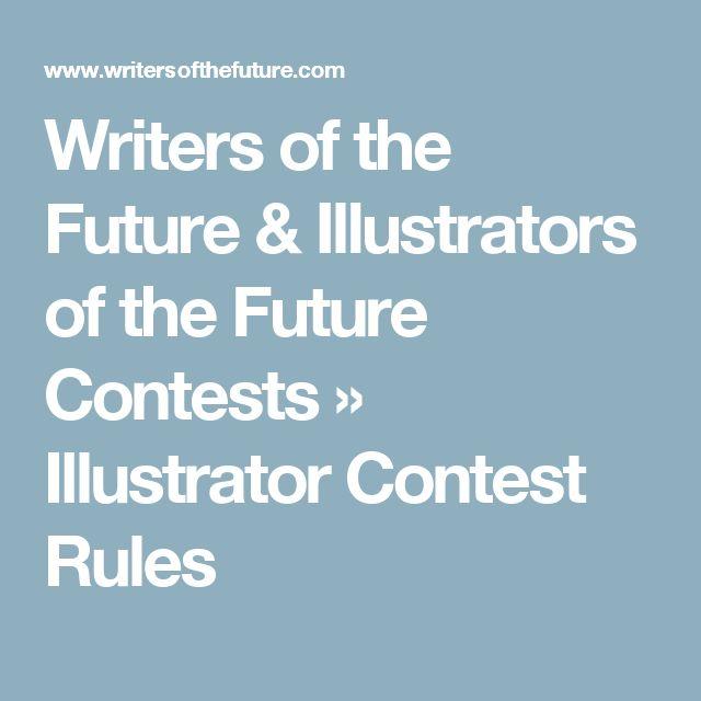 Writers of the Future & Illustrators of the Future Contests » Illustrator Contest Rules