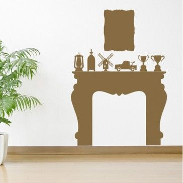 frame wall stickers wall art decal dining room home living