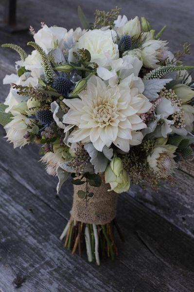 Ideal combinacion para una boda hivernal http://ideasparatuboda.wix.com/planeatuboda