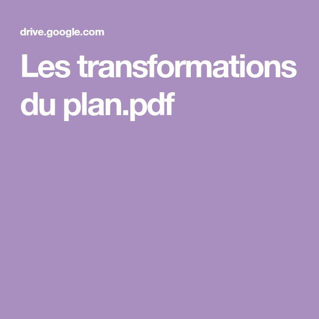 Les transformations du plan.pdf