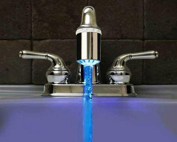 Led Faucet Light – $3