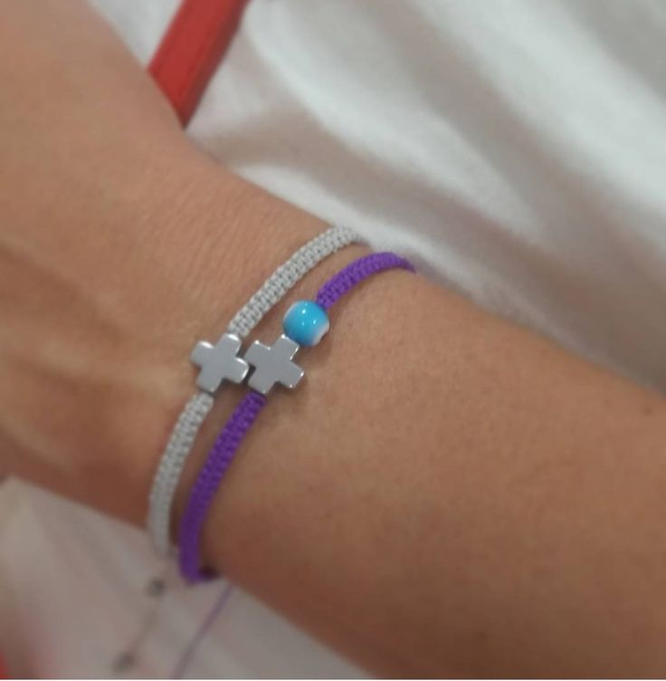 #purple #grey #pink #bracelet #baptism #vaptisi #colortheme #colors #coloryourday #μαρτυρικά #χειροποίηταμαρτυρικά #happybaby #baby #play #hope #faith #peace #happy #moments #tinytalesmoments #tinytales