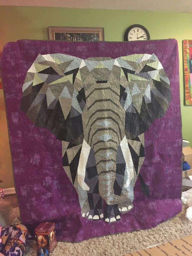 Best 25 Elephant quilt ideas on