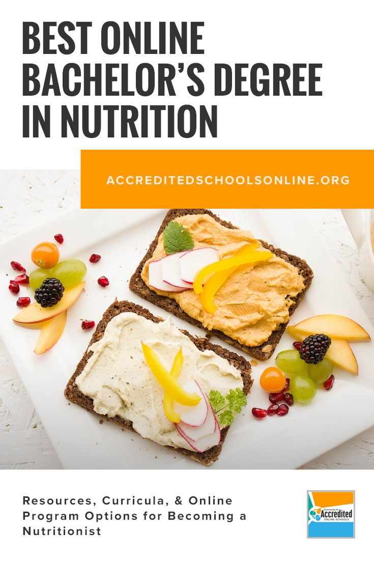 Online Nutrition Degrees: The Top Accredited Schools | College