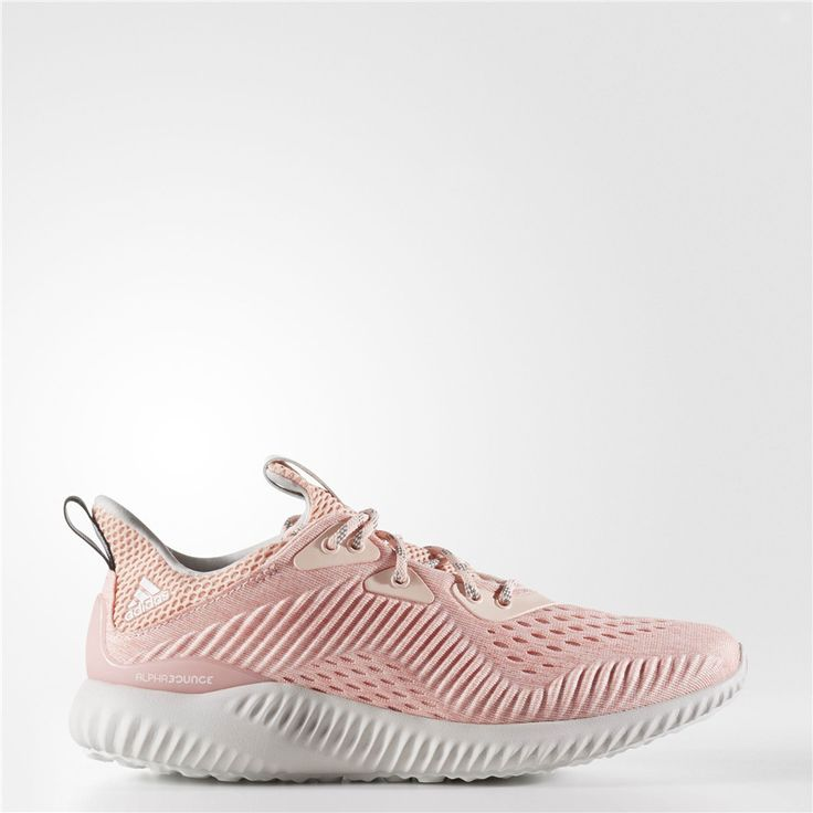 Adidas alphabounce EM Shoes (Icey Pink / Trace Pink)