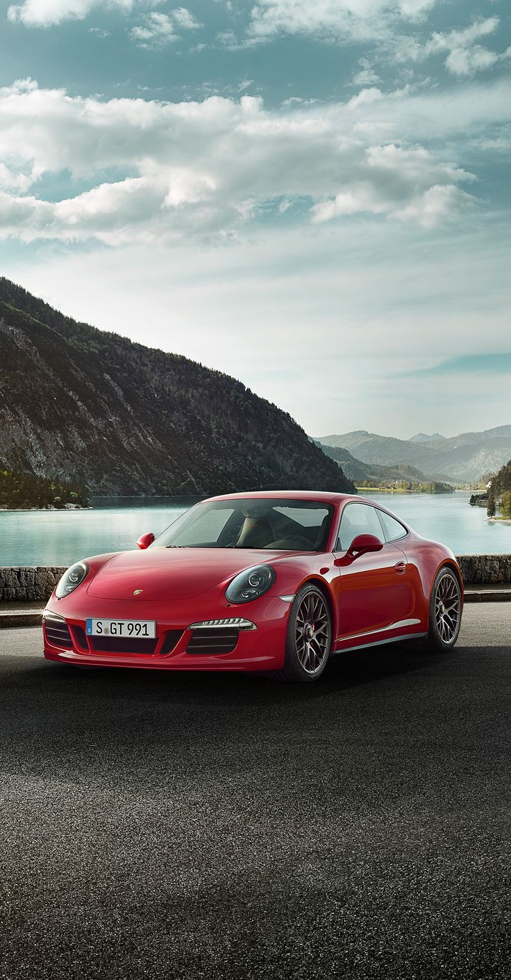A sports car for those who wouldn't be satisfied with anything less. #Porsche #911 #Carrera #GTS. Learn more: http://porsche.com/all/countryselector/default.aspx?type=911-carrera-gts   Combined fuel consumption in accordance with EU5: 12.4-8.2 l/100 km; CO2 emissions in g/km 289-191.
