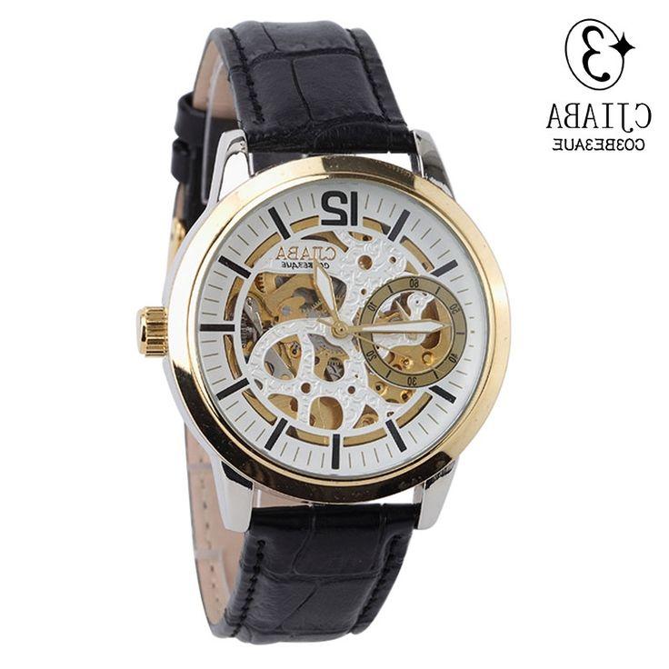 29.99$  Watch here - https://alitems.com/g/1e8d114494b01f4c715516525dc3e8/?i=5&ulp=https%3A%2F%2Fwww.aliexpress.com%2Fitem%2FCJIABA-Watch-Men-Automatic-Man-Wacht-Luxury-Mechanical-Hand-Wind-Alloy-Round-Case-Analog-Relogio-Automatico%2F32676731930.html - CJIABA Automatic Skeleton Mechanical Hand Wind Luxury Watch Men Round Wristwatch Black Leather Relogios Automaticos Masculino 29.99$