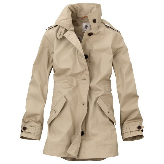 Timberland Rain Jackets for Women I guess this is last years model.... But if I could even find a used one in a 8 I'd be a happy camper!