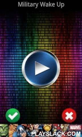 Funny Alarm Sounds  Android App - playslack.com , Funny alarm sounds is a free application that includes some of the most downloaded funny alarm sounds from the internet grouped together in one easy to use application. Easily set any of these free funny sound as a funny alarm, notification, ringtone and more. Funny alarm sounds is a free, easy to use application.- Best funny alarm sounds- Easy to use- Set a cool funny alarm sound- freeEnjoy these free funny alarm sounds!