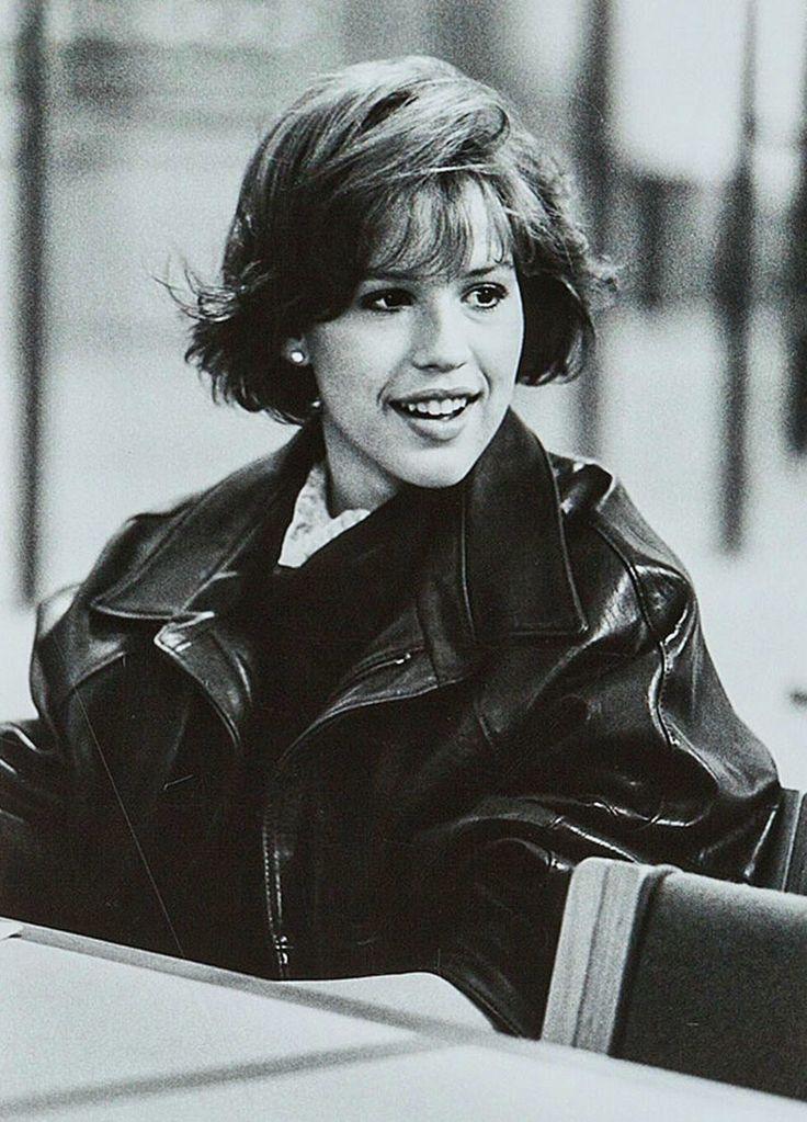 Molly Ringwald en El Club de los Cinco, 1985