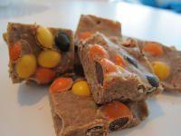 Halloween Bark: How To Make An Organic & Non-GMO Halloween Dinner & Dessert
