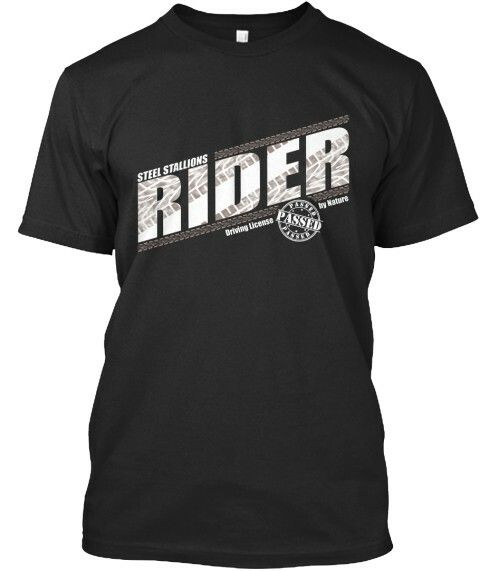 Check out Steel Stallions Rider! Available for the next 21 hari via @Teespring: https://tspr.ng/c/steel-stallions-rider