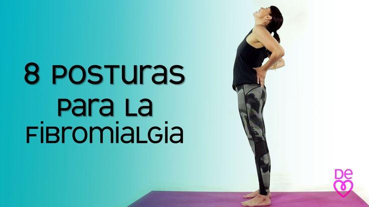 Posturas para disminuir la fibromialgia | Los mejores ejercicios para la...