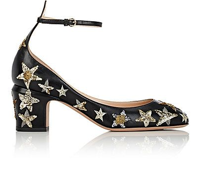 Valentino starry shoes