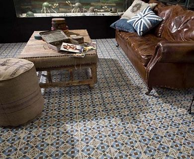 Плитка Francisco Segarra Peronda - испанская коллекция керамической плитки с интересными геометрическими узорами