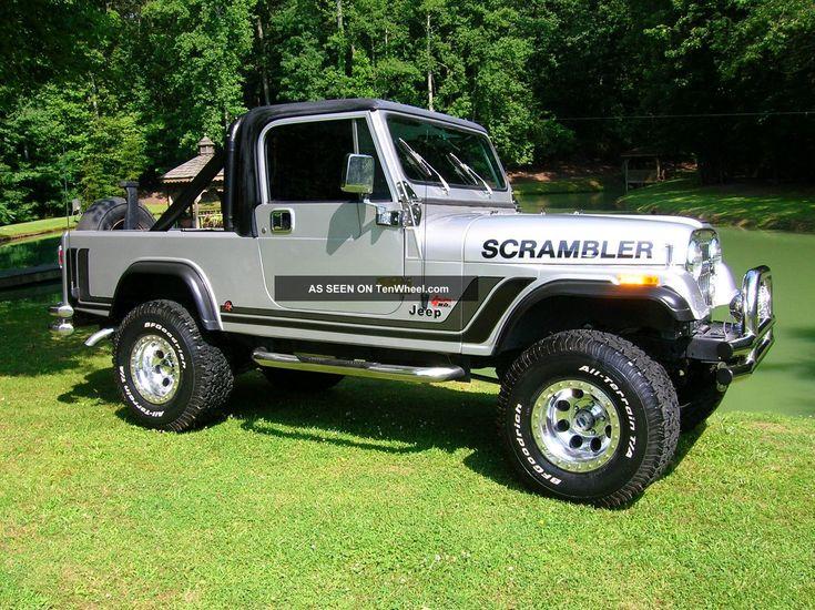 Abbf Fe F C A C C D Truck Bed Jeep Scrambler