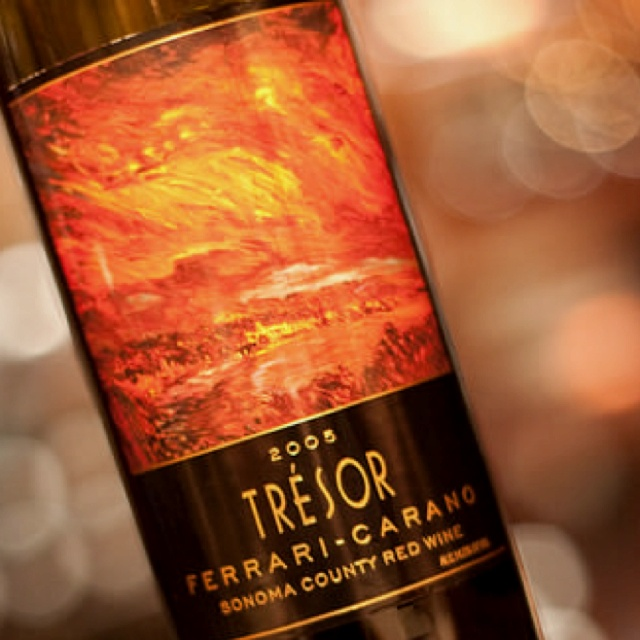 Trésor by Ferari-Carano only $32 at Total Wine in Arden..normally $52!! Excelent Wine!!