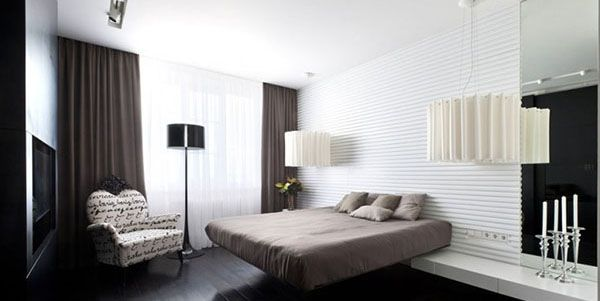 Inspirasi Desain Interior Kamar Tidur Minimalis