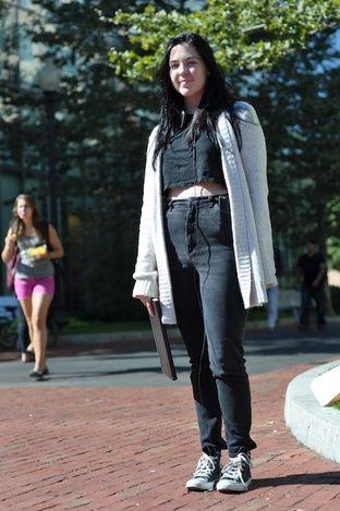 Sarah Darrow College Fashionista Fashionista Spotlight Tori