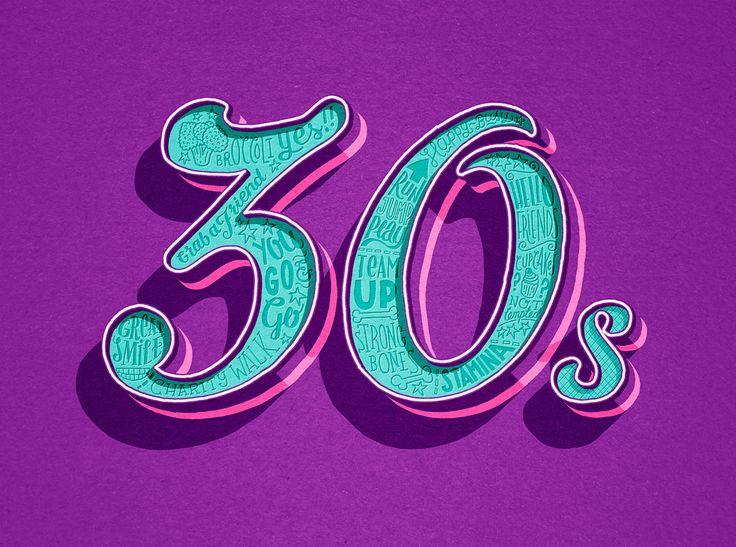 The Good Life magazine on Behance #typography #type #illustration
