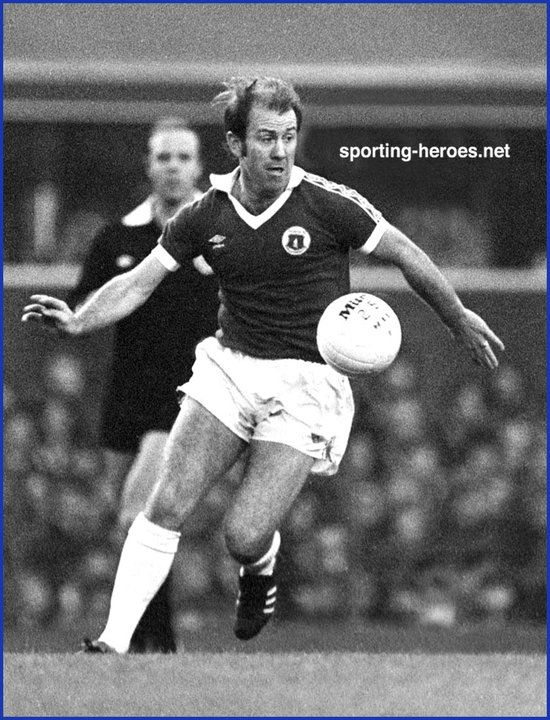 Howard Kendall - Everton - as a player.