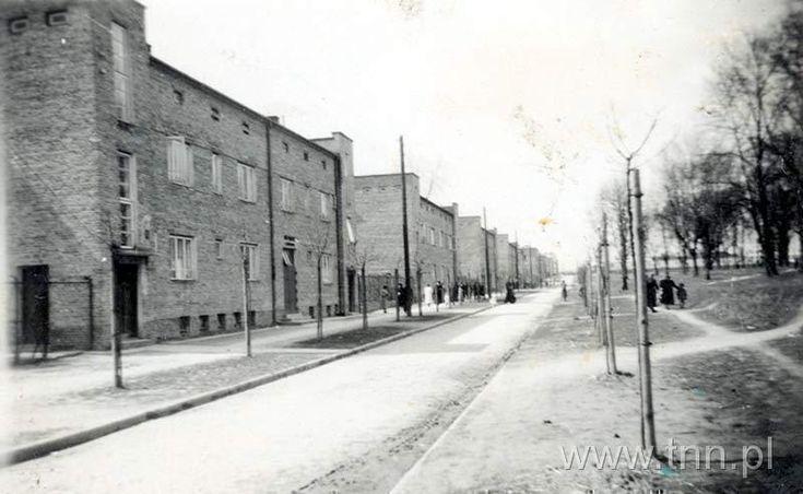 ul. Weteranów 1938 r.