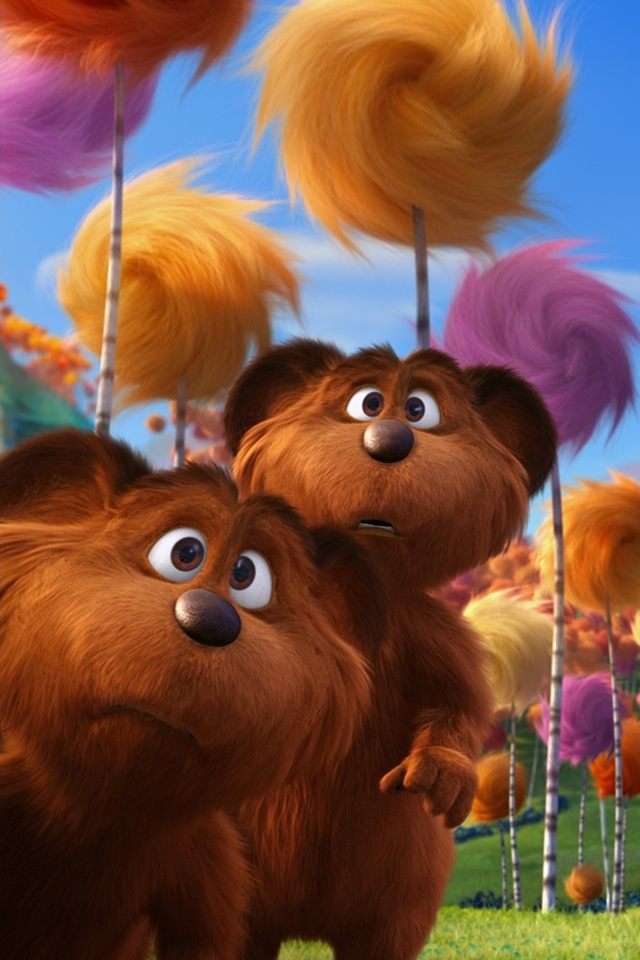 The Lorax 09/25/2013 Comment: It's all about the graphics and Taylor Swift's very distracting voice...Thank God her character in the movie was only shown a few times.