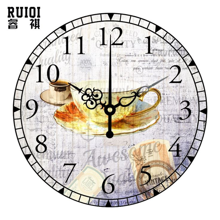 antique wall clock vintage home decor absolutely silent living room decoration wall clock home quartz watch wall orologio parete