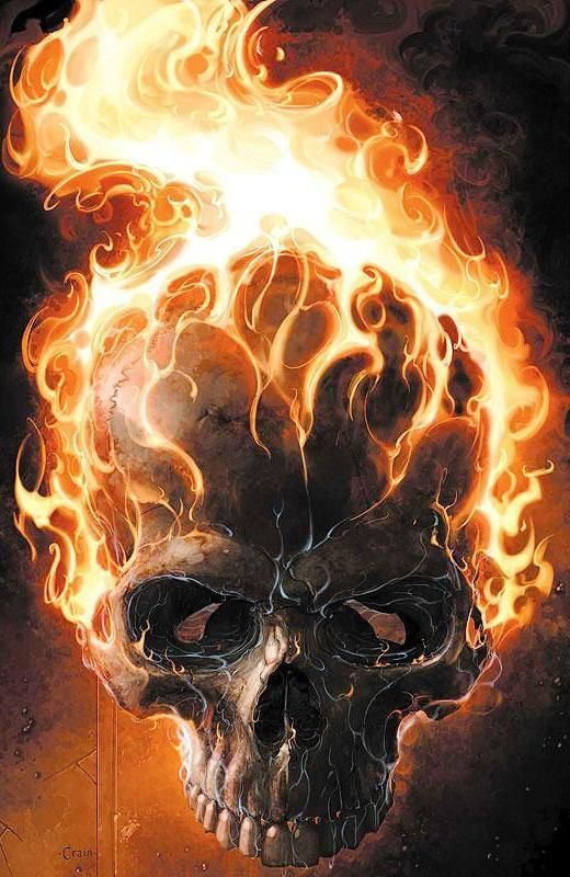 Ghost Rider (John Blaze) - Marvel Universe Wiki: The definitive online source for Marvel super hero bios.