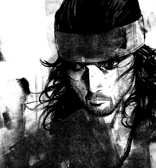 Vagabond Vs Shishido Baiken By Takehiko Inoue T: Miyamoto Musashi On Pinterest