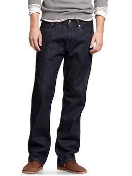 1969 standard fit jeans (resin rinse) | Gap