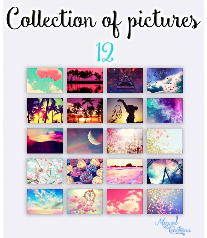 Collection of pictures 12 at Victor Miguel via Sims 4 Updates