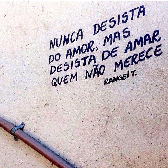 """Com certeza comentários - ByNina (Carolina Carvalho) (@instabynina) no Instagram: """"Simples para quem tem boa autoestima. @rangeltrindade #frases #amor #amorpróprio…"""""""