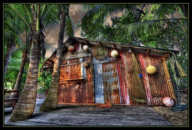 16 best Tropical Green Getaways images on Pinterest ...