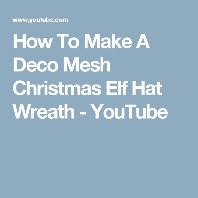 how to make an elf hat out of paper