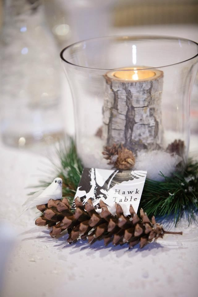 Images about wood centerpieces on pinterest